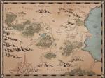 Narnia Map - FanArt