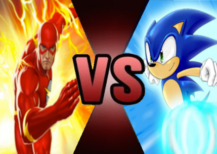 flash vs sonic - photo #18