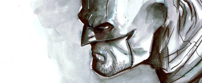 Batman, commission detail