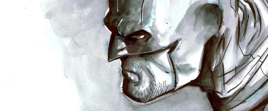 Batman, commission detail