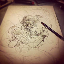 Thor - work in progress