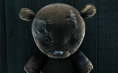 My damage old Bear