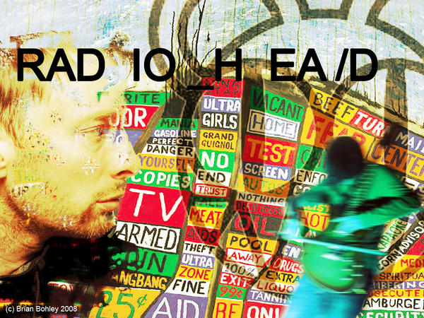 Radiohead Wallpaper By Bohlonuts On DeviantArt