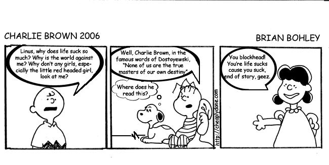 Charlie Brown 2006 by bohlonuts