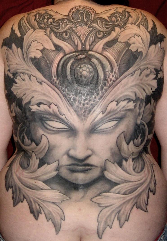 tattoo art 14 by liorcifer666 on DeviantArt