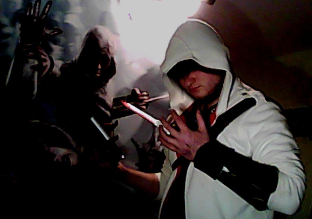 modern assassin by spoiler42 on deviantart