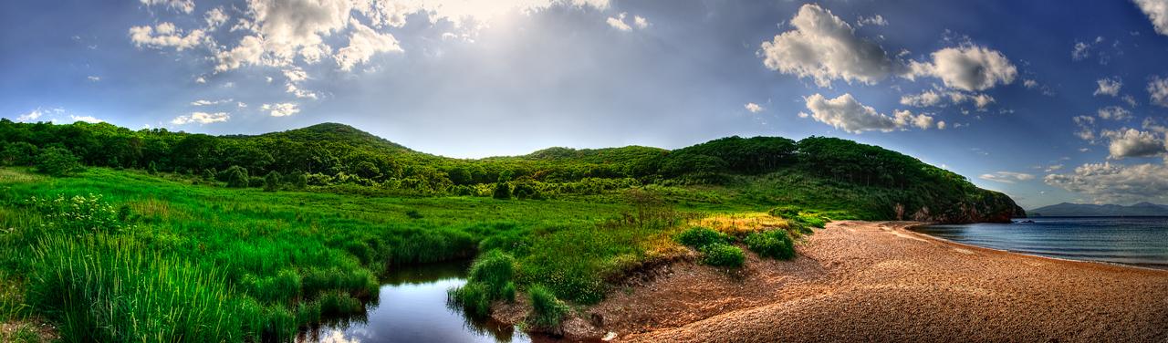 Putyatin Island III by malashin