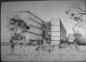 Architecture by ewadzik