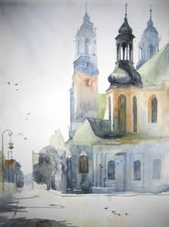 Cathedral by ewadzik