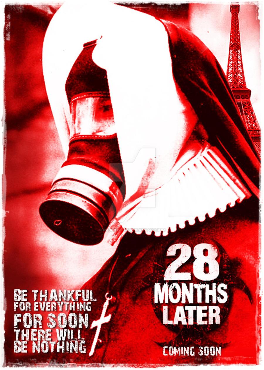 28 months later poster wwwpixsharkcom images