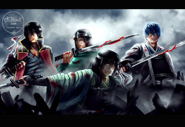 Gintama - Old Jouishishi