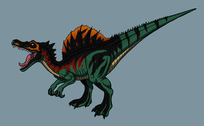 Chap Mei Spinosaurus