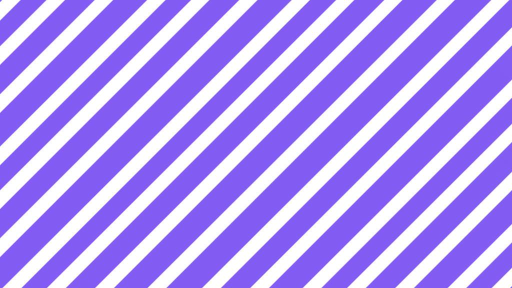 Purple diagonal stripes