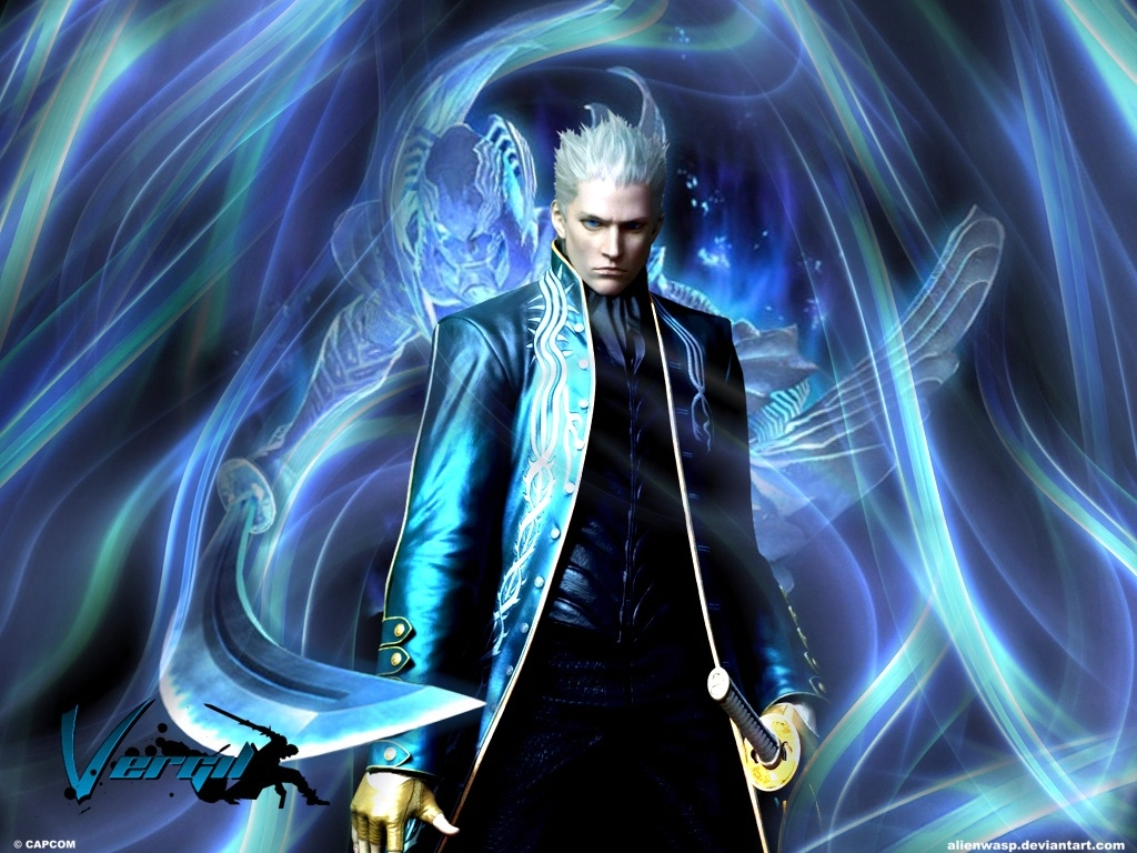 Devil May Cry 3 - Vergil by Alienwasp