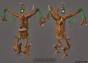 Gnarlybark Finished