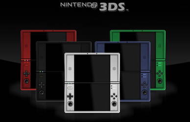 It's the Nintendo 3DS again