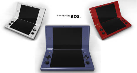 It's the 3DS... in 3D