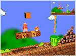 Super Mario Bros 3D by Kritter5x