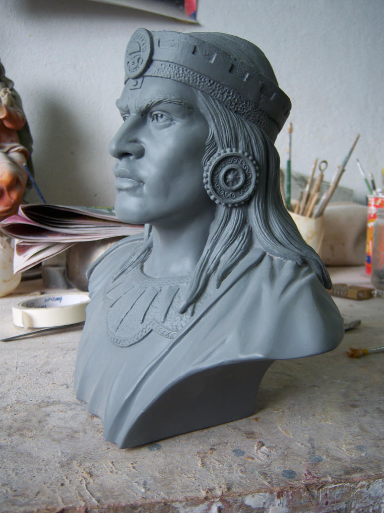 Atahualpa inca ruler
