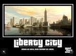 Liberty City Wallpaper