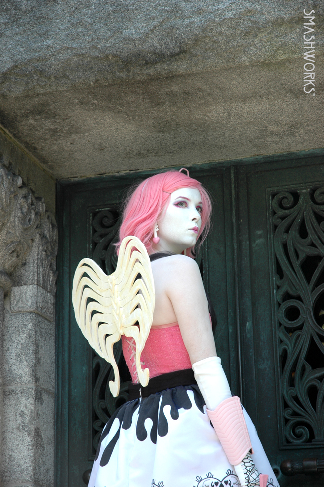 C.A. Cupid Cosplay by smashworks