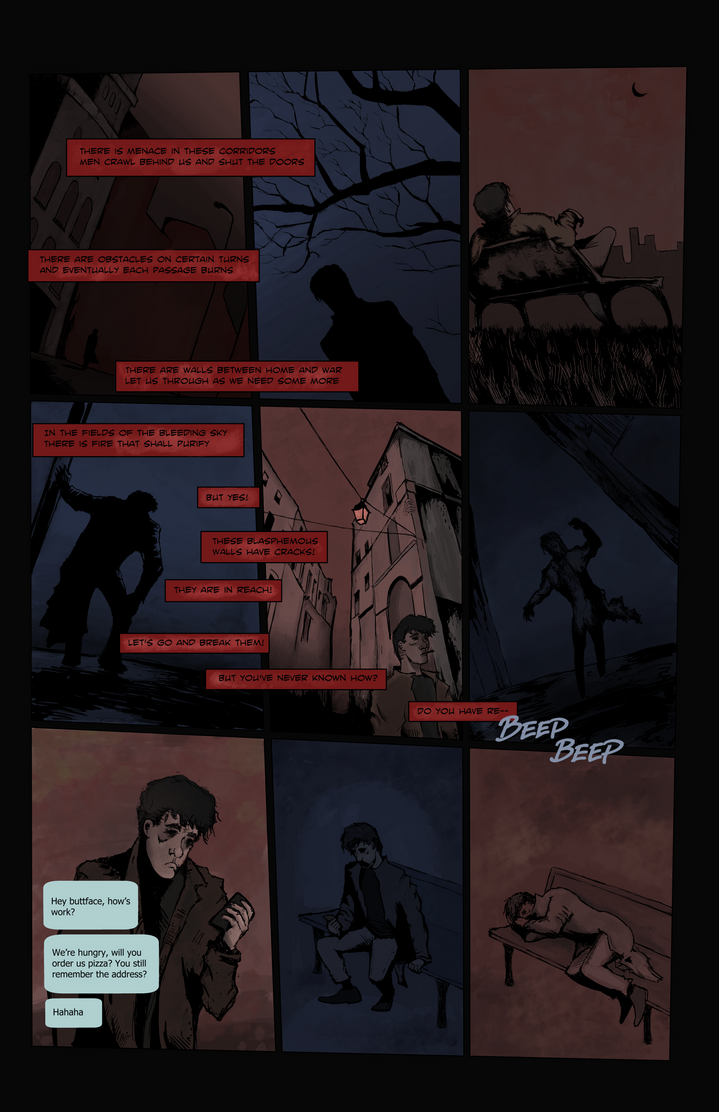 The Frolic #1, page 10 by sapromind