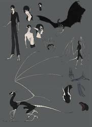 Bone Wing Ref by KSteinhoff