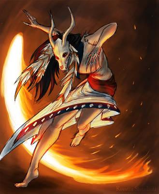 Born of flames by KSteinhoff