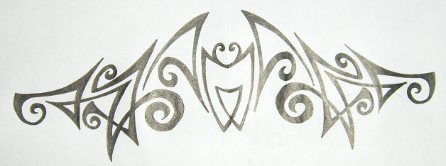 Tattoo 3 by zakii