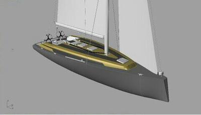 aleph sailboat 45 by leocampo