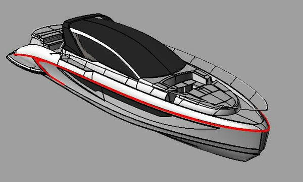 Aleph motoryacht 65 by leocampo