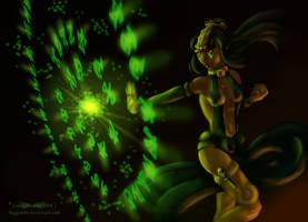 Moragan's Power by BaGgY666