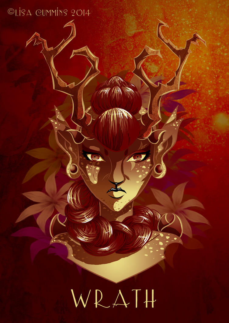 Deadly Fauns - Wrath by BaGgY666