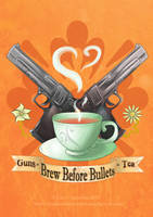 M.B. Brew Before Bullets by BaGgY666