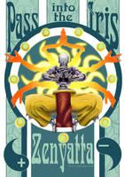 Pass into the Iris | Zenyatta - Overwatch