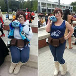 Mei Cosplay (Overwatch) by BaGgY666