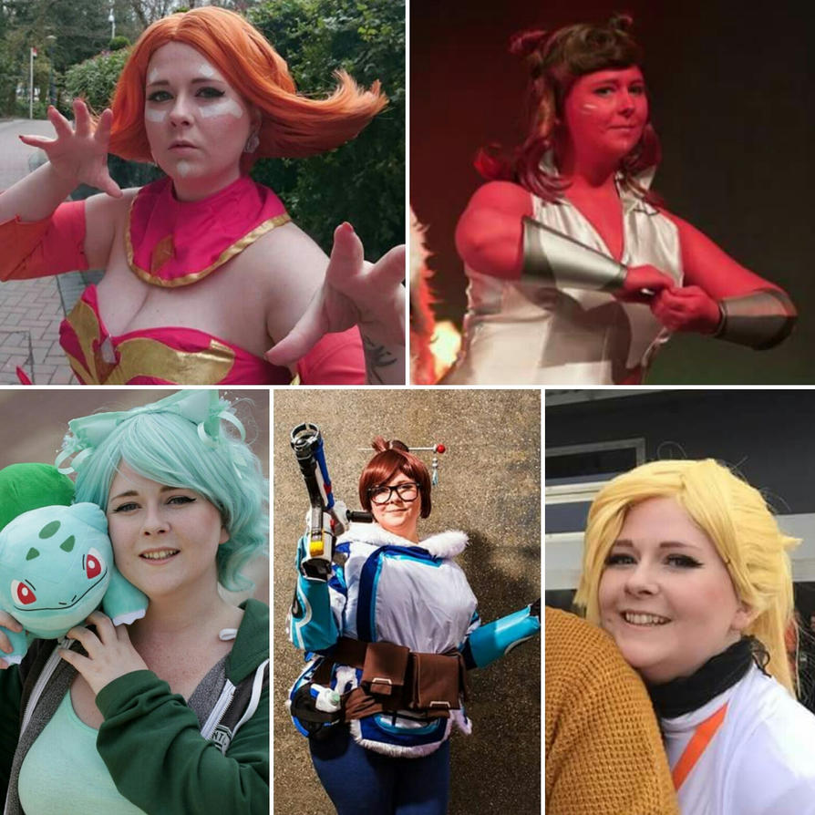 2016 Cosplays - L.C.Crafts by BaGgY666