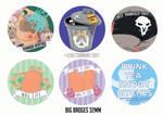 Badge Designs