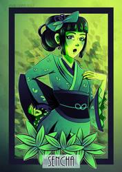 Tea Ladies - Sencha by BaGgY666