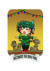 Decorate the Deku Tree