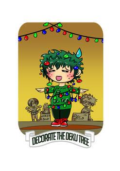 Decorate the Deku Tree