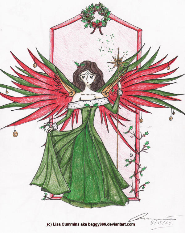 Holly Angel by BaGgY666