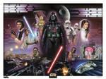 Star Wars Litho