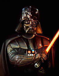Vader by BrianRood