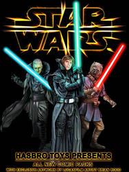 Star Wars Toys by BrianRood