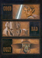 good bad ugly by BrianRood