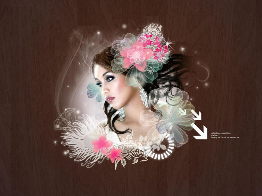 Dayang Montage 1 by santuaric