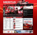 Meritus Mockup