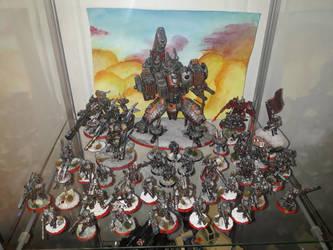 Tau Armee: Stand 26.5.20 by DiNaboo13
