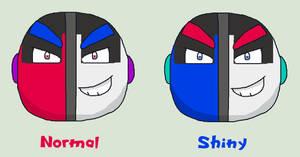 Electrode's evolution (Fakemon design)
